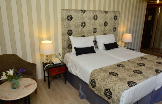 Single room (standard) Eldan Hotel Jerusalem