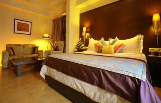 Double room (superior) juSTa Greater Kailash