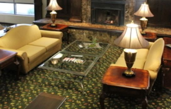 Hol hotelowy COUNTRY INN & SUITES-SUNNYVALE