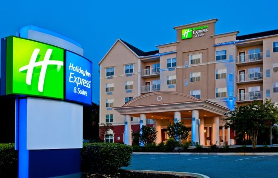 Exterior view Holiday Inn Express & Suites LAKELAND NORTH - I-4