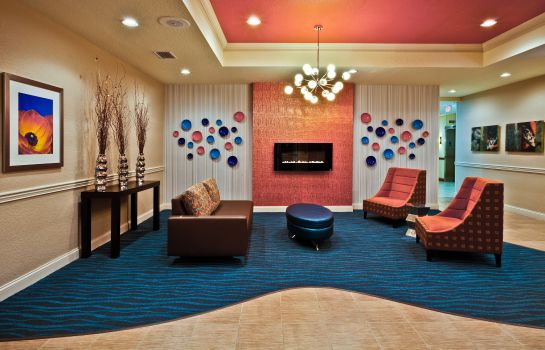 Lobby Holiday Inn Express & Suites LAKELAND NORTH - I-4