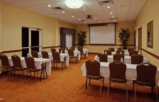 Conference room Holiday Inn Express & Suites LAKELAND NORTH - I-4