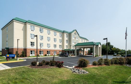 Vista exterior Comfort Inn and Suites Dover