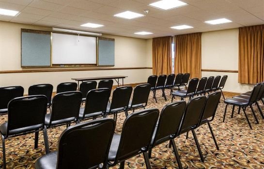 Conference room Comfort Inn and Suites Dover