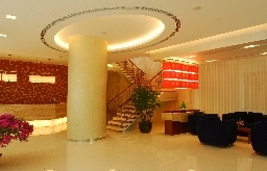 Lobby Grand Inn (Former Donghu Service Apartment)