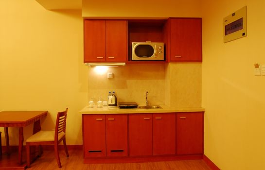 Single room (standard) Grand Inn (Former Donghu Service Apartment)