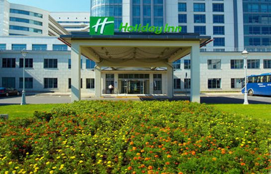 Exterior view Holiday Inn ST. PETERSBURG - MOSKOVSKYE V.