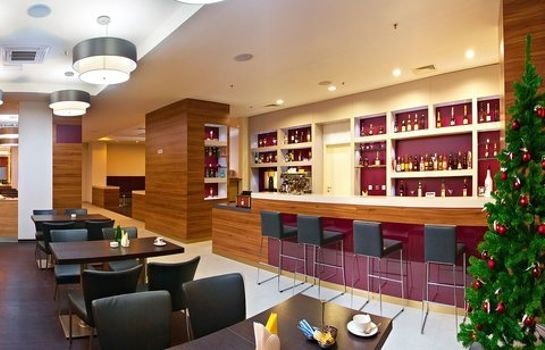 Hotel bar Holiday Inn ST. PETERSBURG - MOSKOVSKYE V.