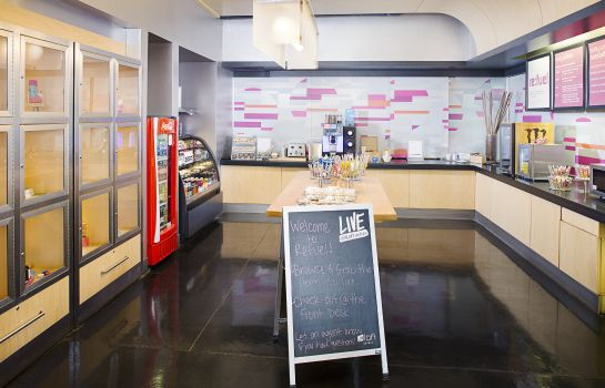 Restaurant Aloft Charlotte Uptown at the EpiCentre
