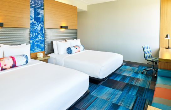 Room Aloft Las Colinas