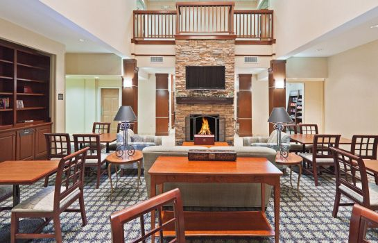 Bar de l'hôtel Staybridge Suites OKLAHOMA CITY AIRPORT