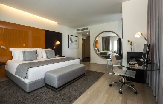 Zimmer Crowne Plaza TEL AVIV CITY CENTER