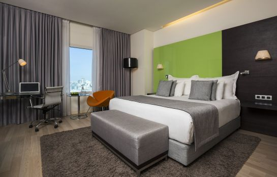 Room Crowne Plaza TEL AVIV CITY CENTER