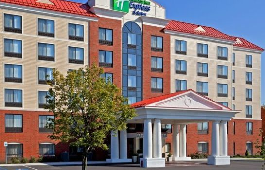 Exterior view Holiday Inn Express & Suites LATHAM
