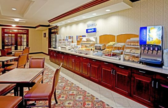 Restaurant Holiday Inn Express & Suites LATHAM