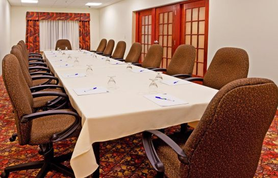Conference room Holiday Inn Express & Suites LATHAM