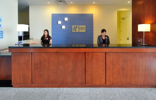 Hotelhalle Holiday Inn Express & Suites MONTREAL AIRPORT