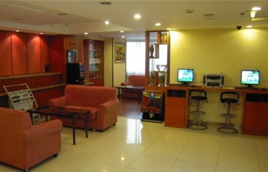 Lobby Hanting Hotel Anshan Road(Domestic Only)