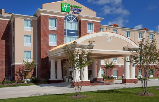 Außenansicht Holiday Inn Express & Suites BATON ROUGE EAST