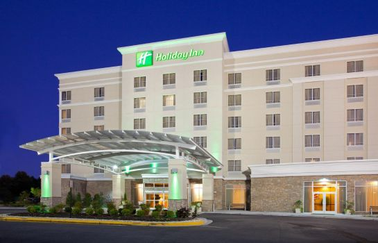 Buitenaanzicht Holiday Inn PETERSBURG NORTH- FORT LEE