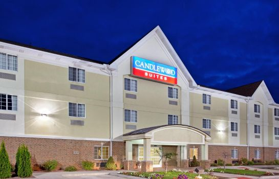 Exterior view Candlewood Suites SOUTH BEND AIRPORT