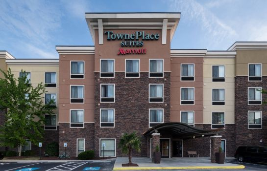 Außenansicht TownePlace Suites Columbia Southeast/Fort Jackson