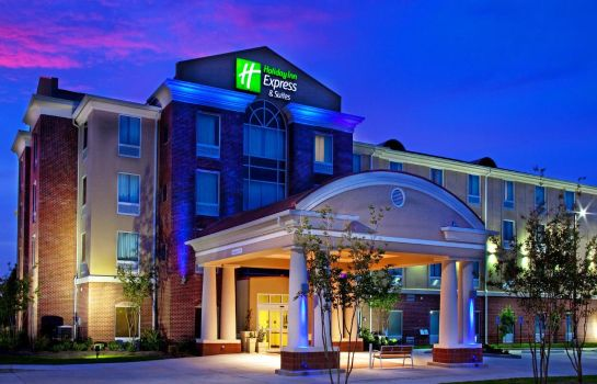 Vista esterna Holiday Inn Express & Suites BATON ROUGE EAST