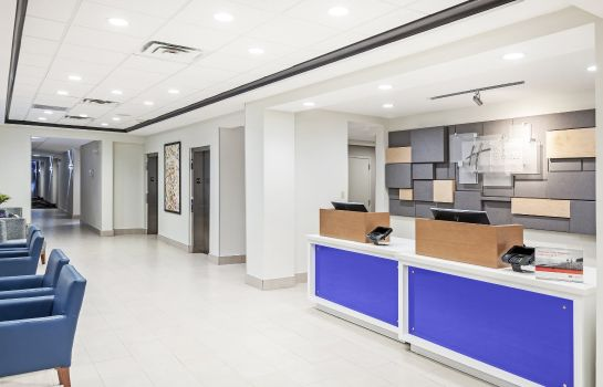 Hotelhalle Holiday Inn Express & Suites BATON ROUGE EAST