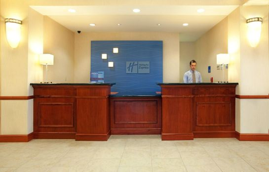 Hall Holiday Inn Express & Suites BATON ROUGE EAST