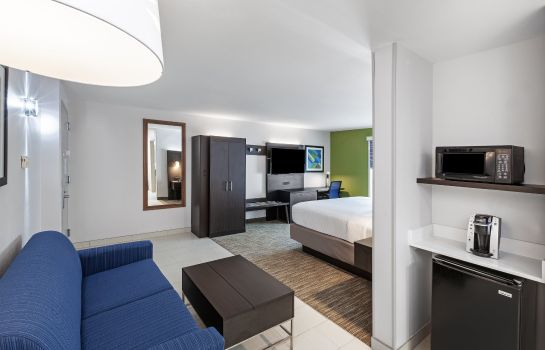 Suite Holiday Inn Express & Suites BATON ROUGE EAST