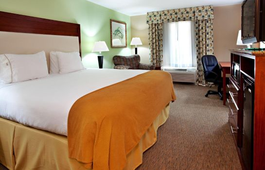 Chambre Holiday Inn Express & Suites BATON ROUGE EAST