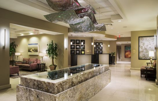 Hotelhalle Crowne Plaza ORLANDO-DOWNTOWN