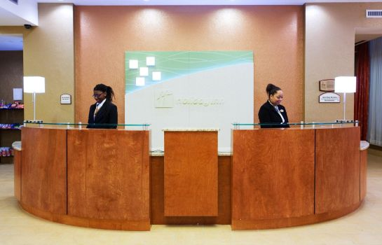 Hotelhalle Holiday Inn PETERSBURG NORTH- FORT LEE