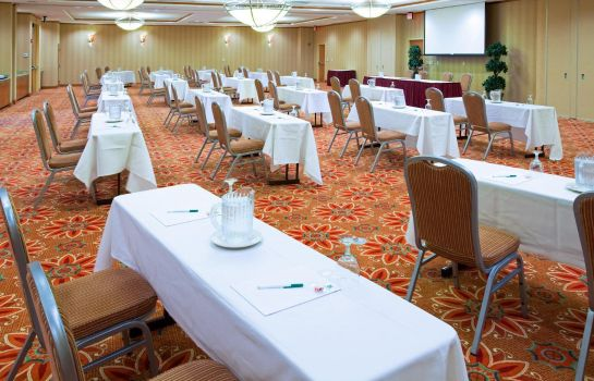 Sala de reuniones Holiday Inn PETERSBURG NORTH- FORT LEE