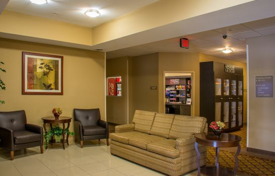 Lobby Candlewood Suites SOUTH BEND AIRPORT