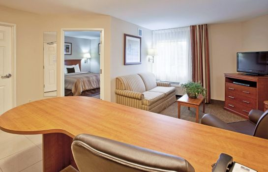 Suite Candlewood Suites SOUTH BEND AIRPORT