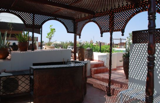 Hotel bar Riad Dar Bounouar