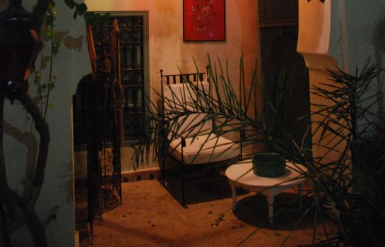 Interior view Riad Dar Bounouar