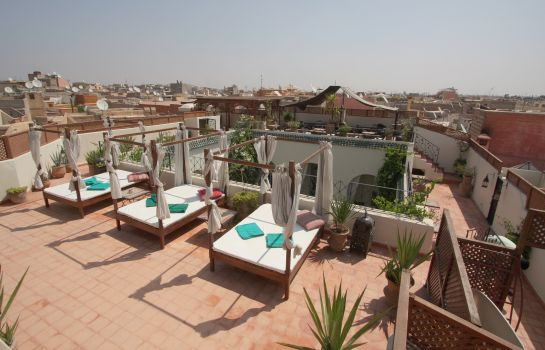 Terrace Riad Dar Bounouar
