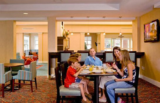 Hotelhalle Residence Inn Franklin Cool Springs