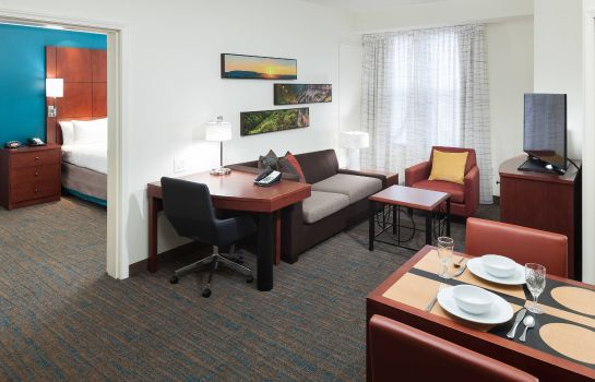 Suite Residence Inn Franklin Cool Springs