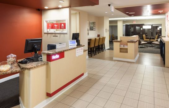Hotelhalle TownePlace Suites Columbia Southeast/Fort Jackson