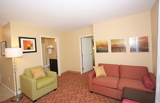 Zimmer TownePlace Suites Columbia Southeast/Fort Jackson
