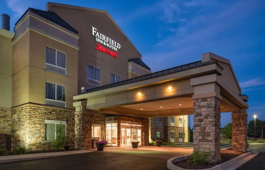 Exterior view Fairfield Inn & Suites Fort Wayne