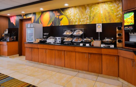 Restaurant Fairfield Inn & Suites Fort Wayne