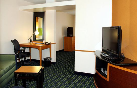 Room Fairfield Inn & Suites Fort Wayne