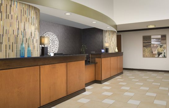 Vestíbulo del hotel Fairfield Inn & Suites Miami Airport South Fairfield Inn & Suites Miami Airport South