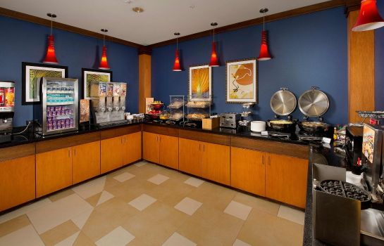 Restaurant Fairfield Inn & Suites Miami Airport South