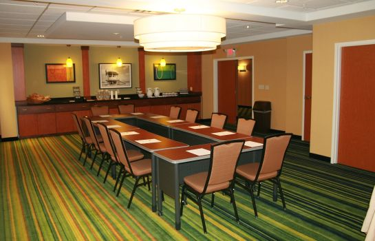 Tagungsraum Fairfield Inn & Suites Miami Airport South