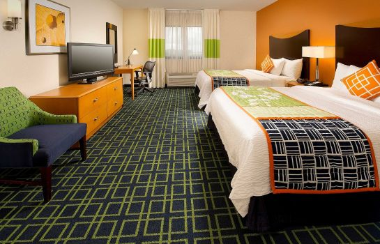 Zimmer Fairfield Inn & Suites Miami Airport South